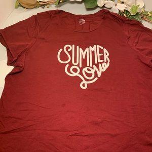 Old Navy Summer Love TShirt